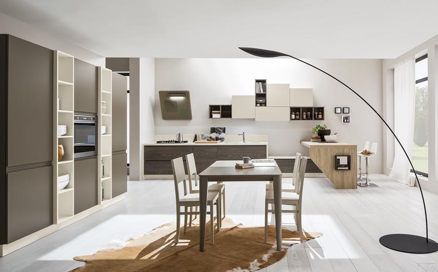 Cucine moderne a torino arredamenti vottero for Tavoli per cucine moderne