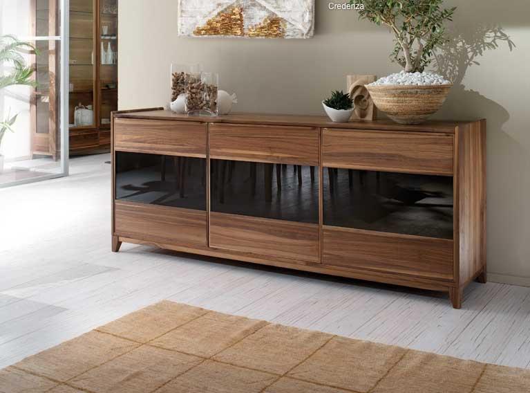 Soggiorni moderni a torino arredamenti vottero for Mobili legno moderni